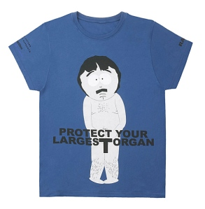 http://www.freshnessmag.com/2012/02/08/south-park-x-marc-jacobs-protect-your-largest-organ-charity-t-shirt/