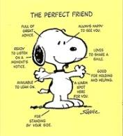 Snoopy the Best Friend